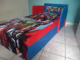 Vendo uma cama de criança perfeito condições