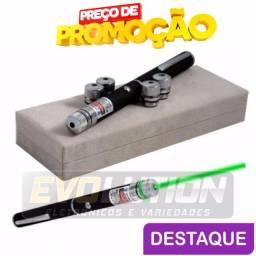 Laser pointer verde Caneta Laser Bem Forte