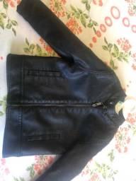Jaquetas de couro e de frio