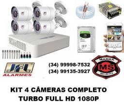 Kit JFL Turbo Full HD 1080P