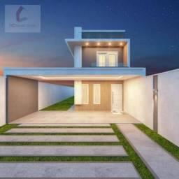 Casa com 3 dormitórios à venda, 143 m² por R$ 489.000,00 - Eusébio - Eusébio/CE