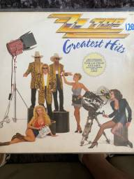 ZZ TOP - The Greatest Hits (vinil)
