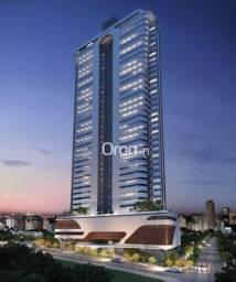 Apartamento com 4 dormitórios à venda, 287 m² por R$ 1.800.000,00 - Setor Marista - Goiâni
