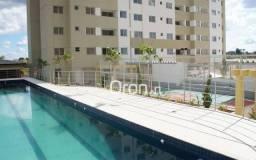 Apartamento com 2 dormitórios à venda, 52 m² por R$ 253.000,00 - Vila Rosa - Goiânia/GO