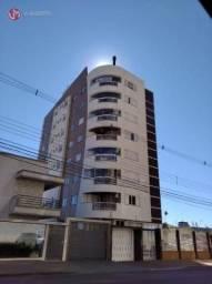 Apartamento com 3 dormitórios para alugar, 160 m² por R$ 1.300,00/mês - Centro - Cascavel/