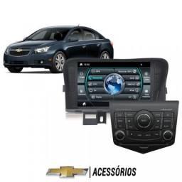 Kit Multimídia Dvd Gps Tv Radio Mp3 Usb Sd Sedan  -