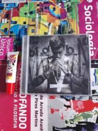Cd Purpose Justin Bieber novíssimo + brinde batom gloss por apenas R$30