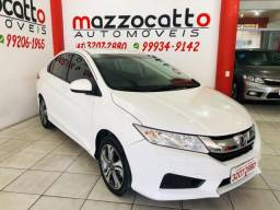 Honda CITY Sedan LX 1.5 Flex 16V 4p Aut.