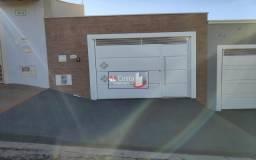 Casa para alugar com 2 dormitórios em Prolong.jd. angela rosa, Franca cod:I08544
