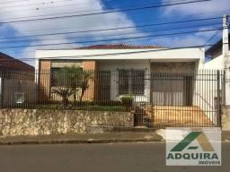 Comercial casa com 3 quartos - Bairro Centro em Ponta Grossa