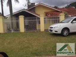 Casa - Bairro Uvaranas em Ponta Grossa