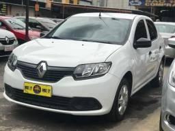 Renault Logan 2019 + GNV ( Único Dono, taxa 0,65%) - 2016