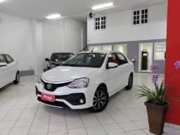 Toyota Etios 1.5 Platinum Aut