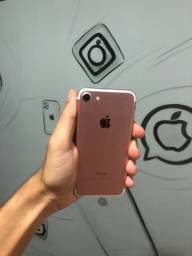 Título do anúncio: IPHONE 7 32GB ROSE