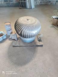 Exaustor ventilação