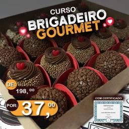 Curso Brigadeiro Gourmet!
