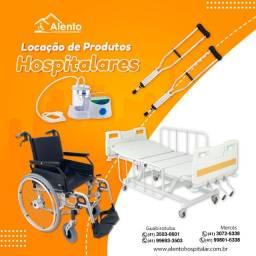 Locação de Produtos Hospitalar Cama Hospitalar Movimentos Fowler,