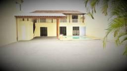 Casa centro de Campo Grande 301 m2 distante 1 km e meio do calçadão