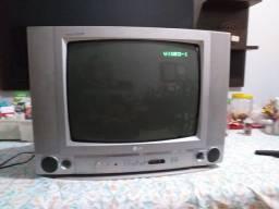Tv antiga ,está funcinando,modelo LG