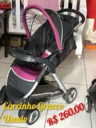 Carrinho de Bebe Infantil - Crianca