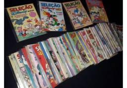 Seleção Disney Coleção Completa - 1985 - 1 Ao 49 - Estado de Banca