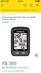 Gps atrio iron Bi091   R$200,00