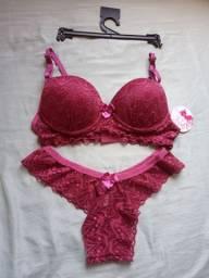 Conjuntos de lingerie tamanho M