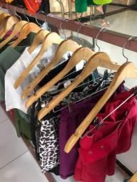 Móveis para loja feminina