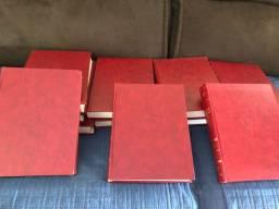 Coleção Nova Enciclopédia Barsa 16 Volumes Edição 2001