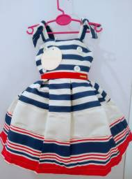Vestido infantil Bambollina
