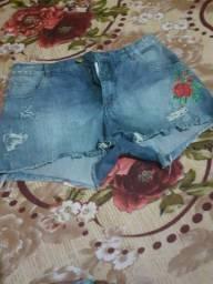 Shorts jeans para vender