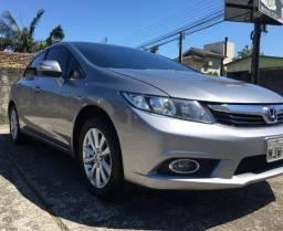 Honda Civc LXL 2012 (Impecável)