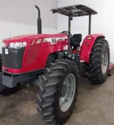 Vendo - Trator Agricula Mf 4275 Massey Ferguson Ano 2018 4x4