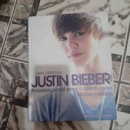 Justin Bieber Livros e Revistas; Preços acessíveis!!