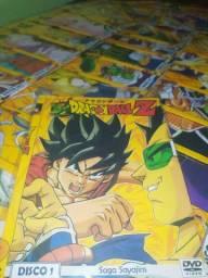 Coleção DVDs Dragon Ball Z e GT (+ 21 filmes)