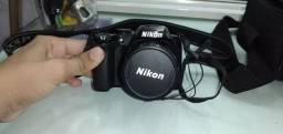 Câmera nikon semi nova e barata