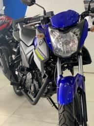 Oferta Yamaha Fazer 150 Sed 2020/21 0km - R$1.500,00
