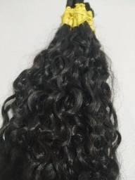 Cabelo Natural Cacheado 70/75cm 500 gramas Cacho Caipira -Atacado-