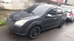 Fiesta sedan 1.6 2008 completo com kit gas