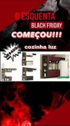 ARMÁRIO COZINHA LUZ