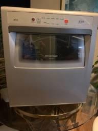 Máquina de lavar louças Brastemp Ative 8 serviços