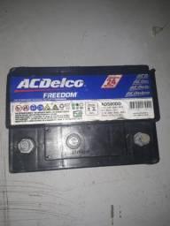 Bateria 60 anperea nova 150 nao deixo tem que vim pega