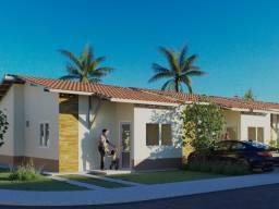 °°44°° Giovana, casas com 2 quartos - Estrada de Ribamar