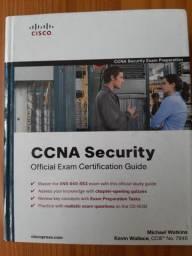 Livro CCNA SECURITY EXAM PREPARATION