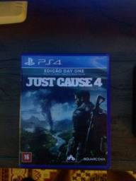 "Just cause 4 ""PS4"""