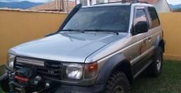 PAJERO GLS V6 1997 C/ GNV 4x4