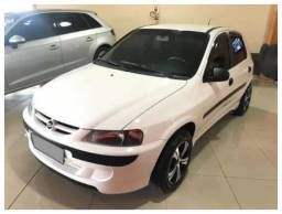 Chevrolet> Celta 1.0 Mpfi 2003 Branco