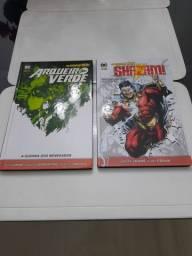 Vendo quadrinhos