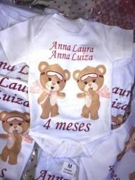 Camisetas para Aniversários