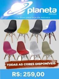 Título do anúncio: Cadeiras Coloridas top d linha entrega grátis